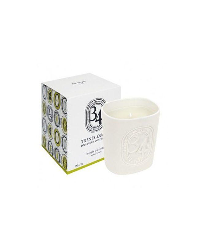 Diptyque - 34 candela profumata 220gr - Compra online Spray Parfums