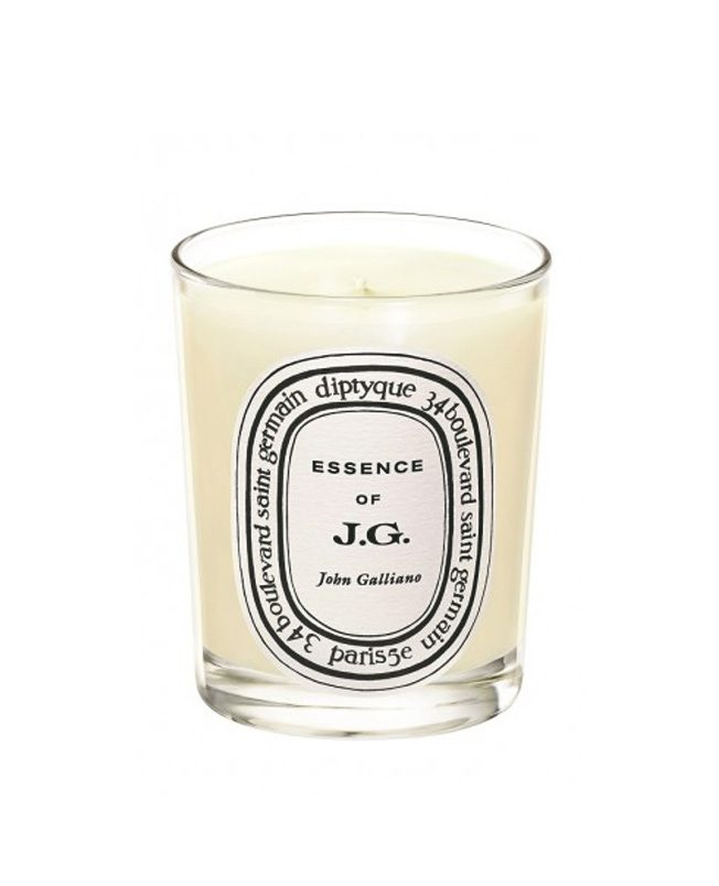 Diptyque - Johngalliano candela 190gr - Compra online Spray Parfums
