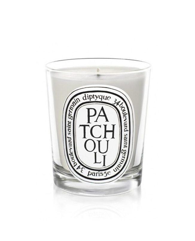 Diptyque - Patchouli candela 190gr - Compra online Spray Parfums