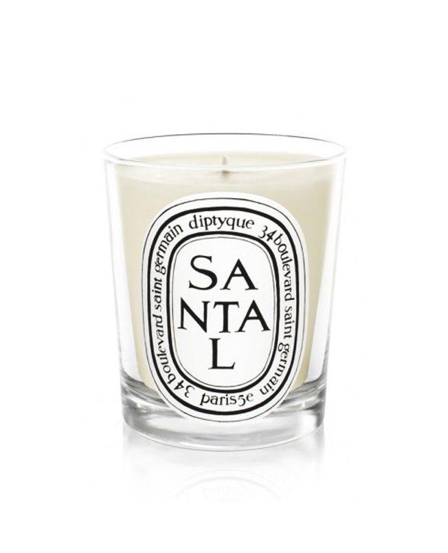 Diptyque - Santal candela 190gr - Compra online Spray Parfums