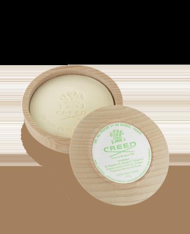 Green Irish Tweed Sapone Barba 110gr - Creed - Spray Parfums - buy online