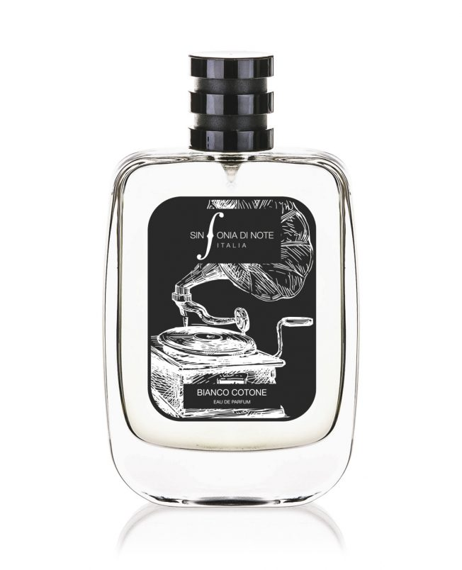 Sinfonia di Note - Bianco Cotone Eau de Parfum - buy online Spray Parfums