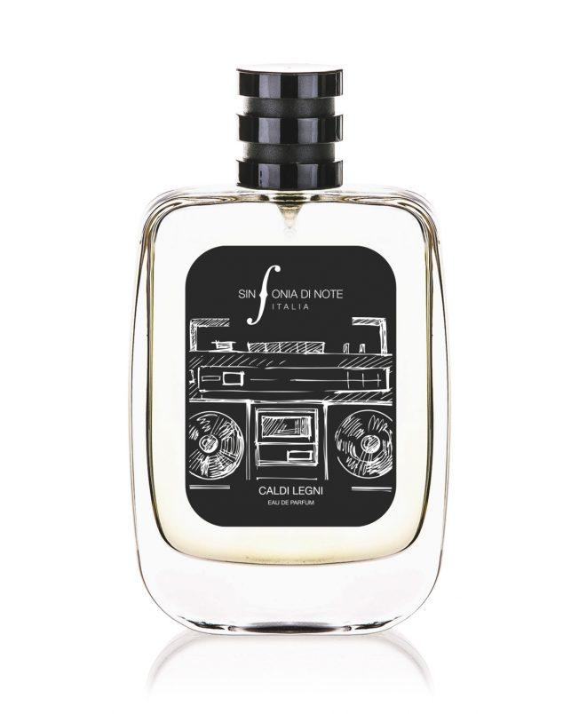 Sinfonia di Note - Caldi Legni Eau de Parfum - buy online Spray Parfums