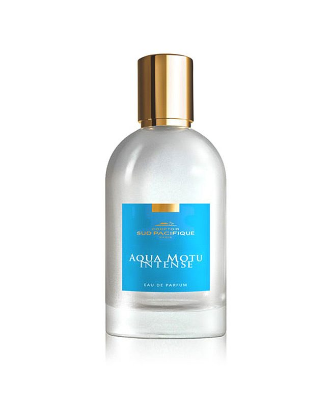 Comptoir Sud Pacifique - Acqua Motu Intense Eau de Parfum - Compra online Spray Parfums