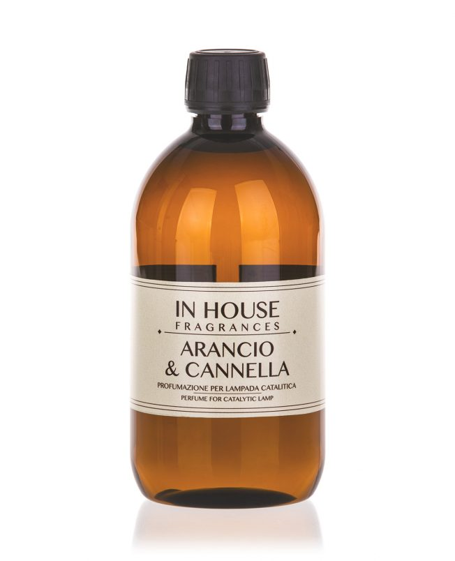 In House Fragrances - Arancio & Cannella Ricarica Catalitica 500ml - buy online Spray Parfums