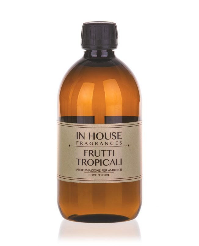 In House Fragrances - Frutti Tropicali Ricarica Profumo 500ml - buy online Spray Parfums