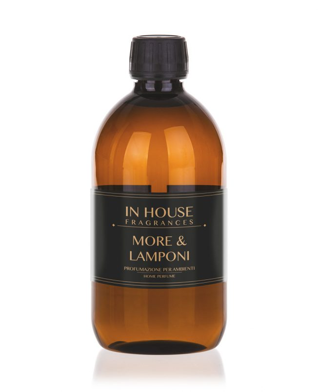 In House Fragrances - More & Lamponi Ricarica Profumo casa 500ml - buy online Spray Parfums