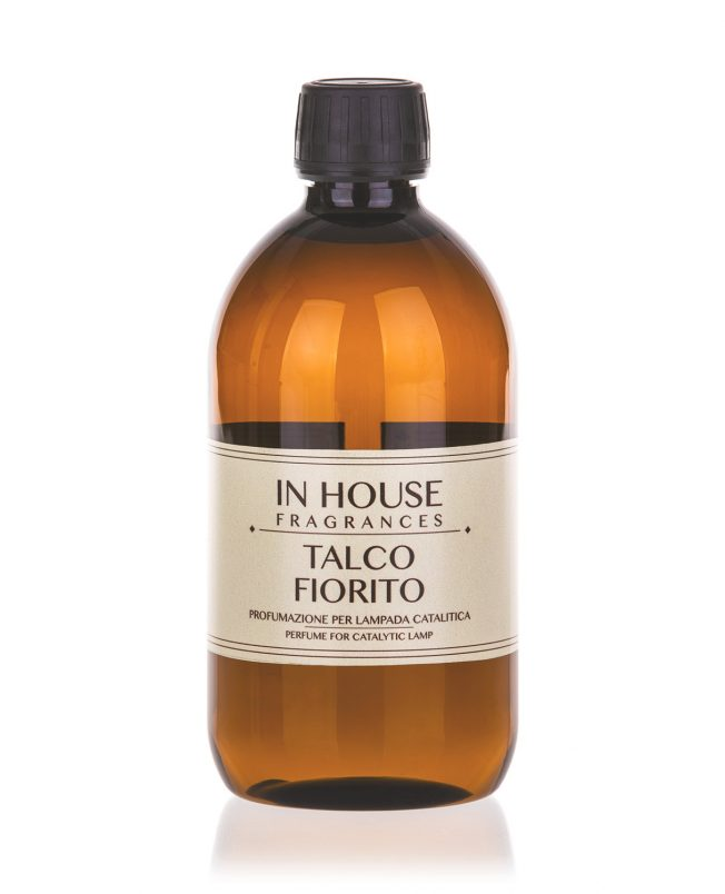 In House Fragrances - Talco Fiorito Ricarica Catalitica 500ml - buy online Spray Parfums