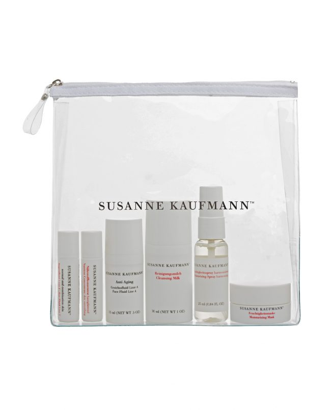 Susanne Kaufmann - Travel kit viso idratante - Compra online Spray Parfums