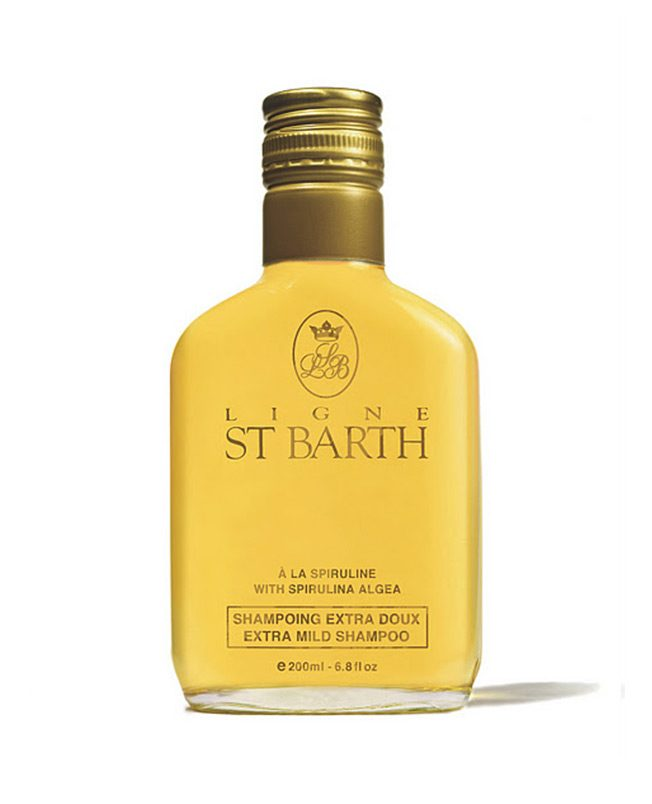 Ligne Saint Barth - shampo spirulina 200ml - buy online Spray Parfums