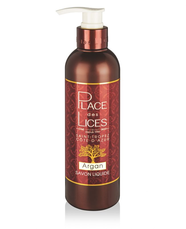 Place des Lices - Tropeziennes - Linea Argan Sapone liquido - Compra online Spray Parfums
